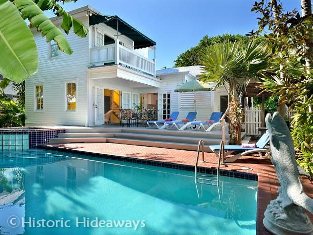 Cool Truman House Historic Hideaways Home Interior And Landscaping Synyenasavecom