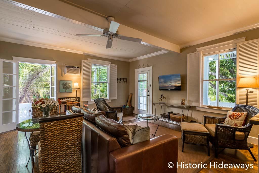 1 bedroom key west rentals historic hideaways